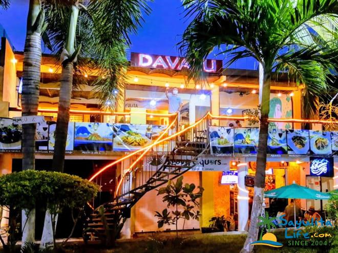 """Davalu Restaurant """"Casa De La Salsa"""" in Sayulita Mexico"""