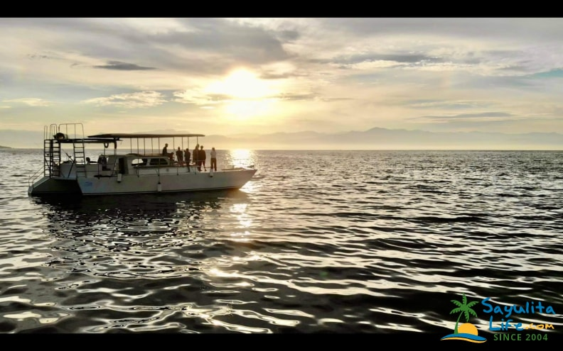 Amor De Mar Dinner Cruises in Sayulita Mexico