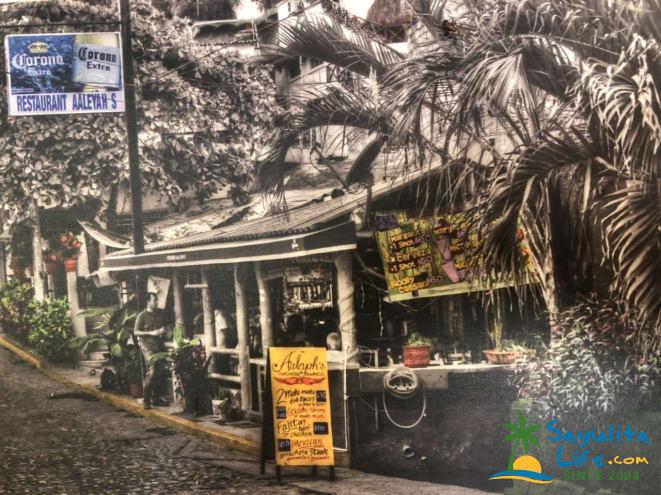 Aaleyah's Nachos & Wings in Sayulita Mexico