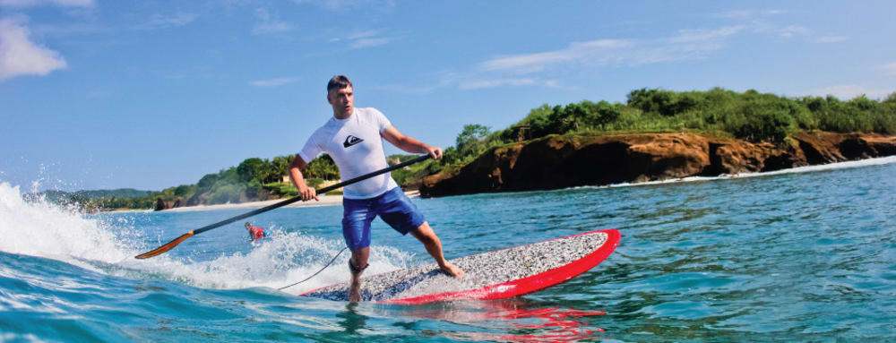 Wildmex Adventure Stand Up Paddle in Sayulita Mexico