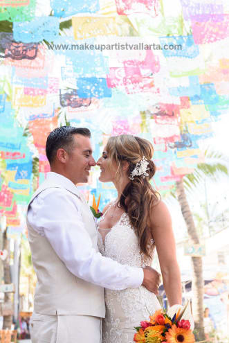 Bridal Makeup & Hair By Mary Carmen in Sayulita Mexico