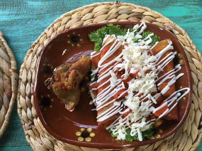 Food Garden Sayulita in Sayulita Mexico