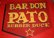 Bar Don Pato's in Sayulita Mexico