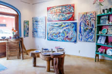 Cori Jacobs Gallery in Sayulita Mexico