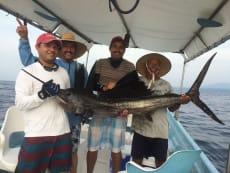 Fishing Sayulita in Sayulita Mexico