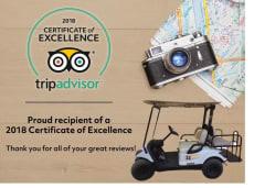 Town Around Golf Cart Rentals in Sayulita Mexico
