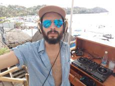 Nixs Dian - DJ, Musician & Producer in Sayulita Mexico