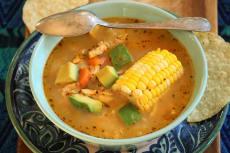Aunt Terri Cooks in Sayulita Mexico