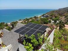 Green & Inexhaustible Energy in Sayulita Mexico