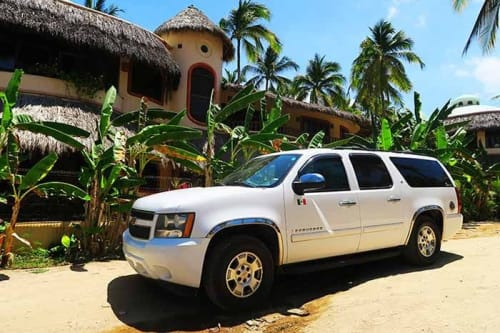 Amada Private Transportation in Sayulita Mexico