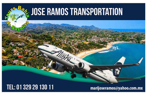Jose Ramos Transportation Services in Sayulita Mexico