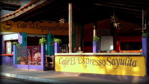 El Espresso in Sayulita Mexico