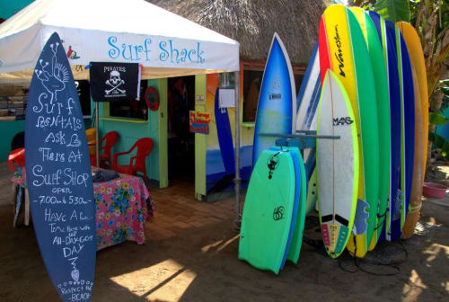 Patricia's Surf School in Sayulita Mexico