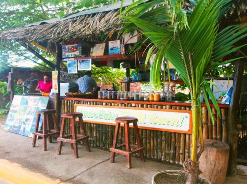 Smoothies Mi Buen in Sayulita Mexico
