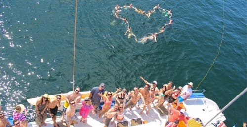 Ally Cat Sailing Adventures (Weddings) in Sayulita Mexico