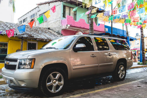 Sayulita Luxury Transportation in Sayulita Mexico