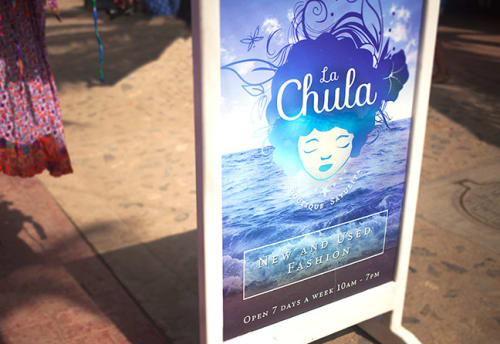 La Chula Boutique Clothing In Sayulita in Sayulita Mexico