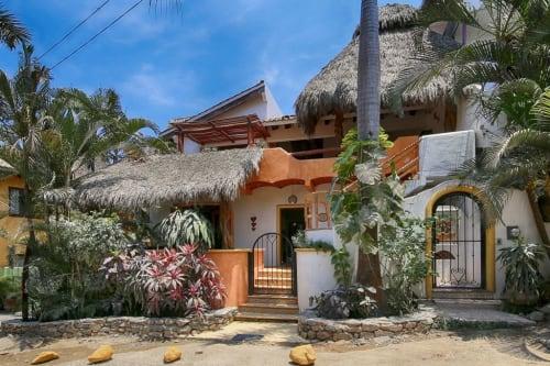 Casa Dos Amigos Vacation Rental in Sayulita Mexico