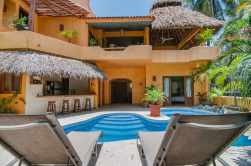 Casa Primo Vacation Rental in Sayulita Mexico