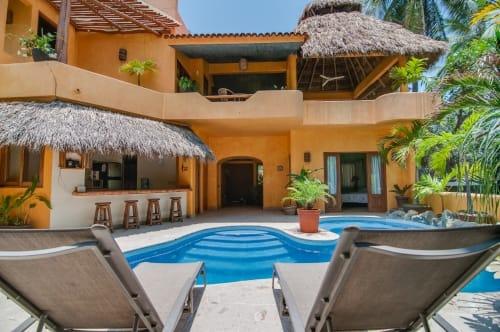 Casa Primo Vacation Rental in Sayulita Mexico