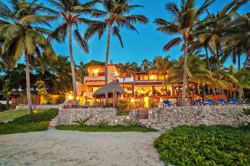 Casa Gallo Vacation Rental in Sayulita Mexico
