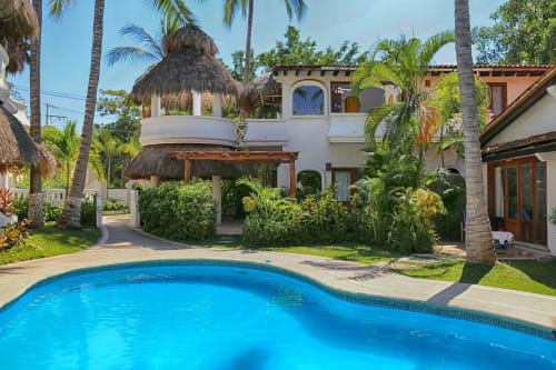 Casa De Las Olas Vacation Rental in Sayulita Mexico