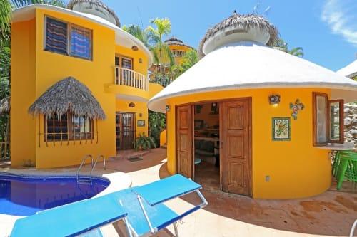 Casa Pajaro Vacation Rental in Sayulita Mexico