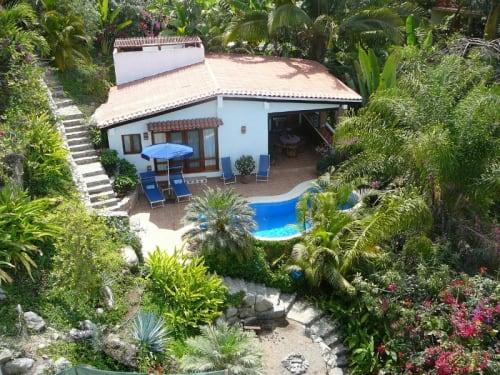 Casa Escondida Vacation Rental in Sayulita Mexico