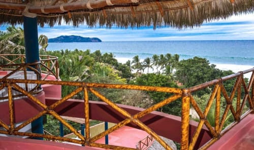 Casa Litibu Vacation Rental in Sayulita Mexico