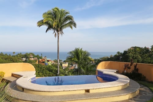 Casa Luna Llena Vacation Rental in Sayulita Mexico