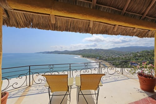Villa Paraiso At Villa Amor Vacation Rental in Sayulita Mexico