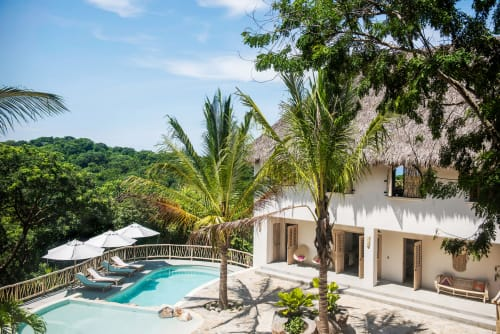 Casa Valentin Vacation Rental in Sayulita Mexico