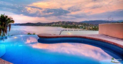 Casa Lorca At Villa Poema De Amor Vacation Rental in Sayulita Mexico