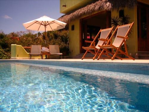 Casa Brissa 2 Bedroom Vacation Rental in Sayulita Mexico