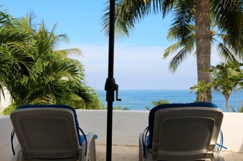 Casita + Vista Guest Room At Casa Campana Vacation Rental in Sayulita Mexico