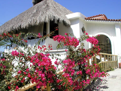 Casa Verde 2-3 Bedrooms Vacation Rental in Sayulita Mexico