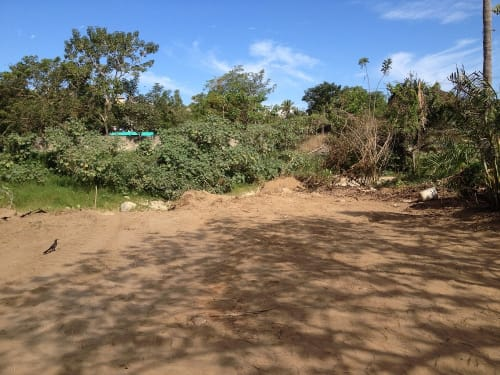 Titled Riverfront Lot In Sayulita for sale in Sayulia Mexico