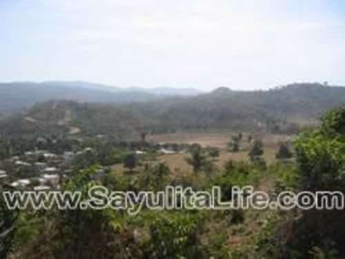Ocean View Lot for sale in Sayulia Mexico