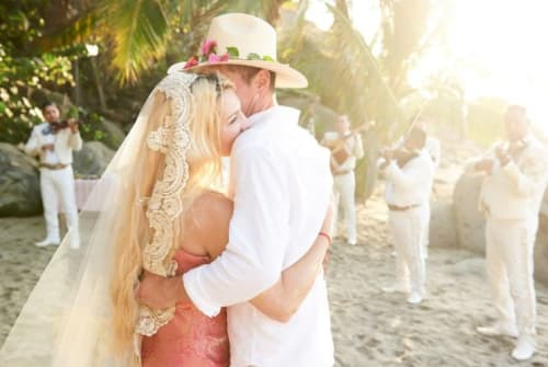 TeiTiare Estate Weddings in Sayulita Mexico