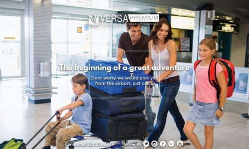 Versa Premium Airport Transportation in Sayulita Mexico
