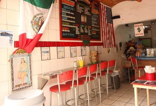 Burrito Revolution in Sayulita Mexico
