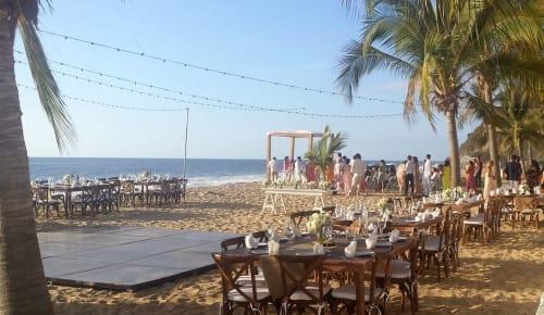 Tierra Viva Event Catering in Sayulita Mexico