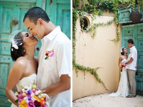Amazing Bridal Beauty By Las Glorias in Sayulita Mexico