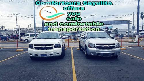 Comfortours in Sayulita Mexico