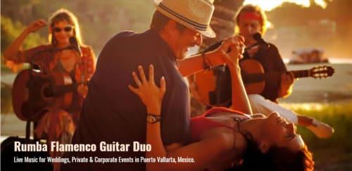 Blond Gypsies - Flamenco Duo in Sayulita Mexico