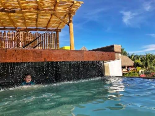 El Oasis Estate Vacation Rental in Sayulita Mexico