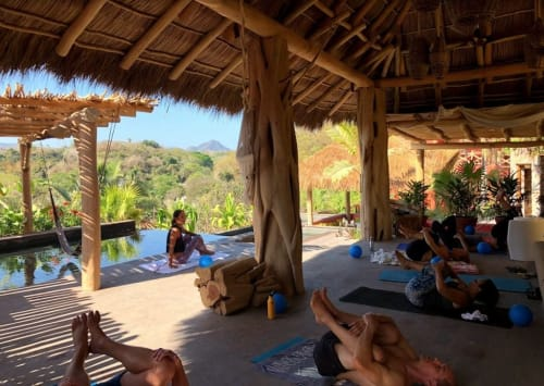 El Oasis Events, Retreats & Weddings in Sayulita Mexico