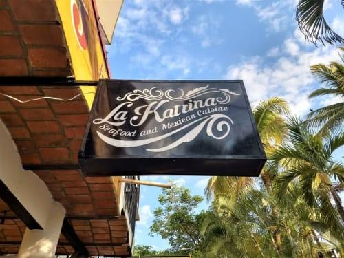 La Katrina Restaurant in Sayulita Mexico