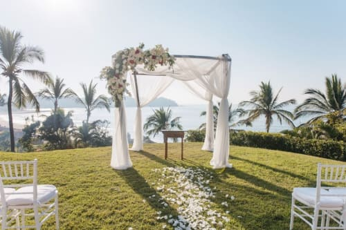 Villa Del Oso Wedding And Event Venue in Sayulita Mexico