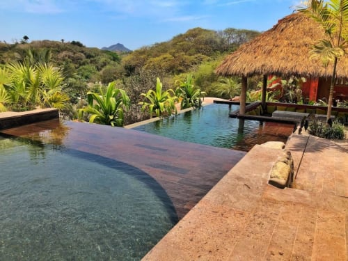 Casa Sirena At El Oasis Vacation Rental in Sayulita Mexico